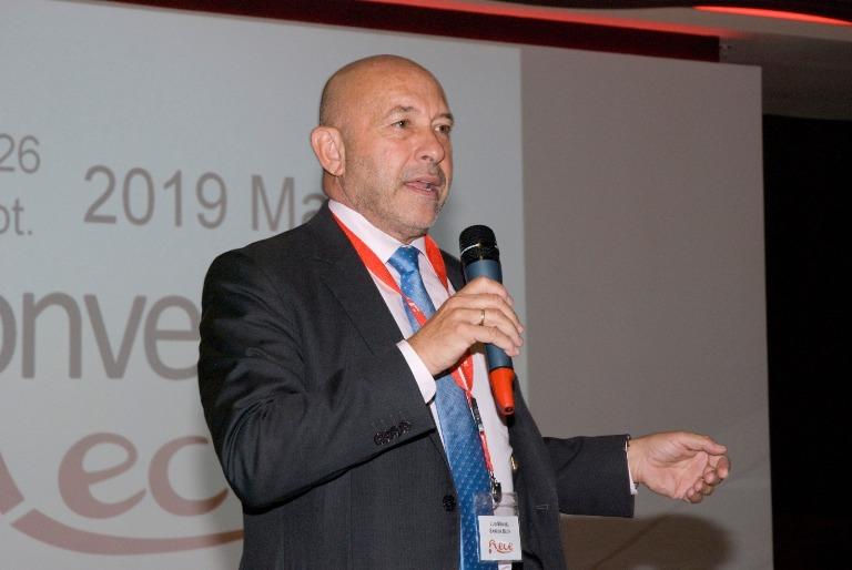 El presidente de AECE envia su apoyo al sector de las carretillas por el Covid19