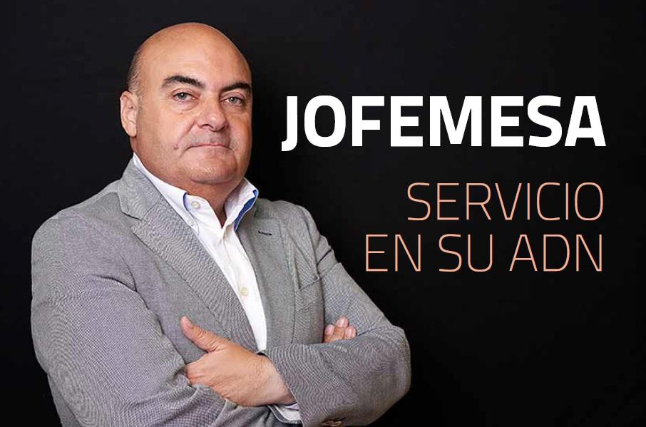 Joaquín Fernández, CEO de JOFEMESA - Servicio en su ADN